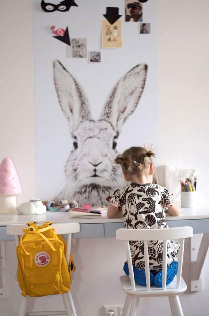 cr er un coin bureau pour enfant. Black Bedroom Furniture Sets. Home Design Ideas