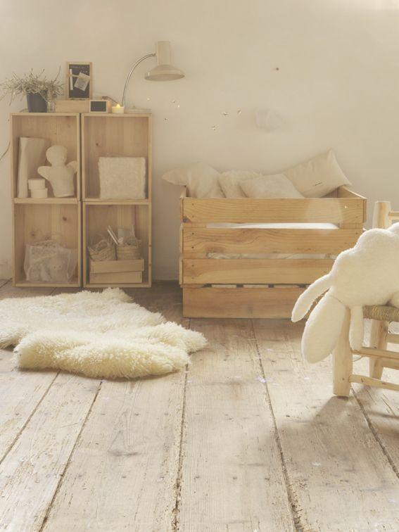 Touches De Bois Dans Une Chambre D Enfant