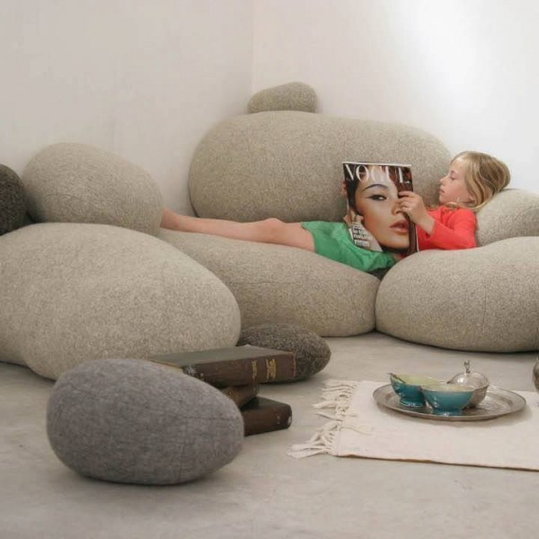 Inspirations pour un coin lecture for Couch kinderzimmer