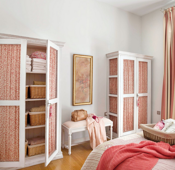 id e de r novation de vieille armoire. Black Bedroom Furniture Sets. Home Design Ideas