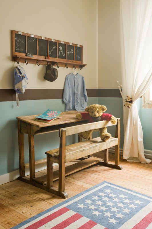 stunning bureau chambre garcon photos design trends 2017. Black Bedroom Furniture Sets. Home Design Ideas