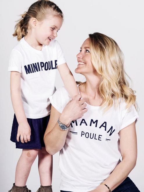 tee-shirt-blanc-mini-poule-maman-poule