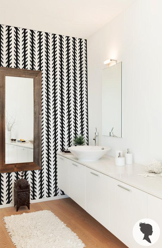 papier peint adh sif et amovible. Black Bedroom Furniture Sets. Home Design Ideas