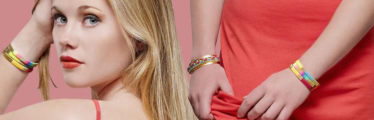 bijoux-createur-faits-main-bracelet-jonc-dore-fil-couleur-jez-handmade