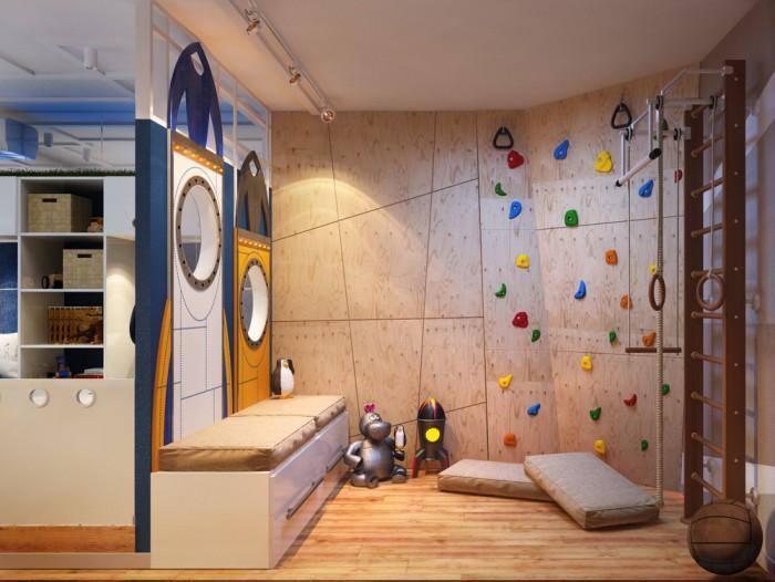 Chambre Garcon But : Chambre pour enfant sur le thème de l espace