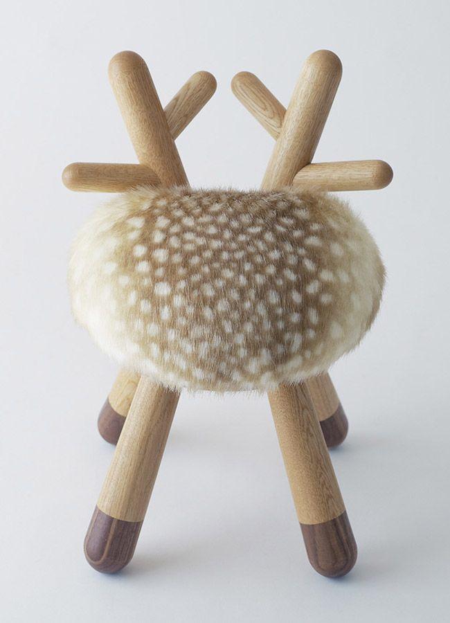 chaise-bois-deco-chambre-enfant-bambi