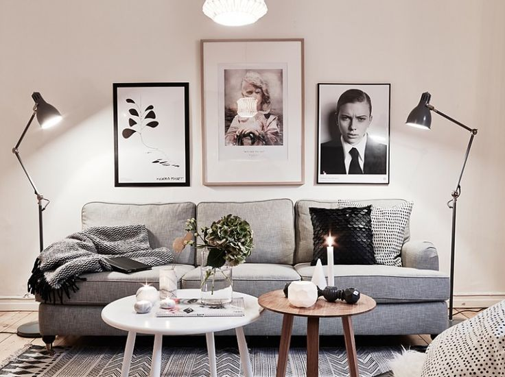 Inspirations de tables basses de style scandinave for Table inspiration scandinave