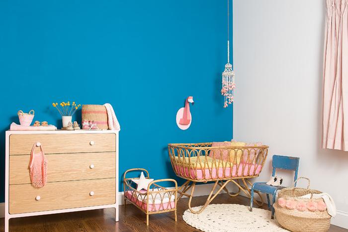Chambre pour enfant pleine de couleurs for Chambre enfant coloree