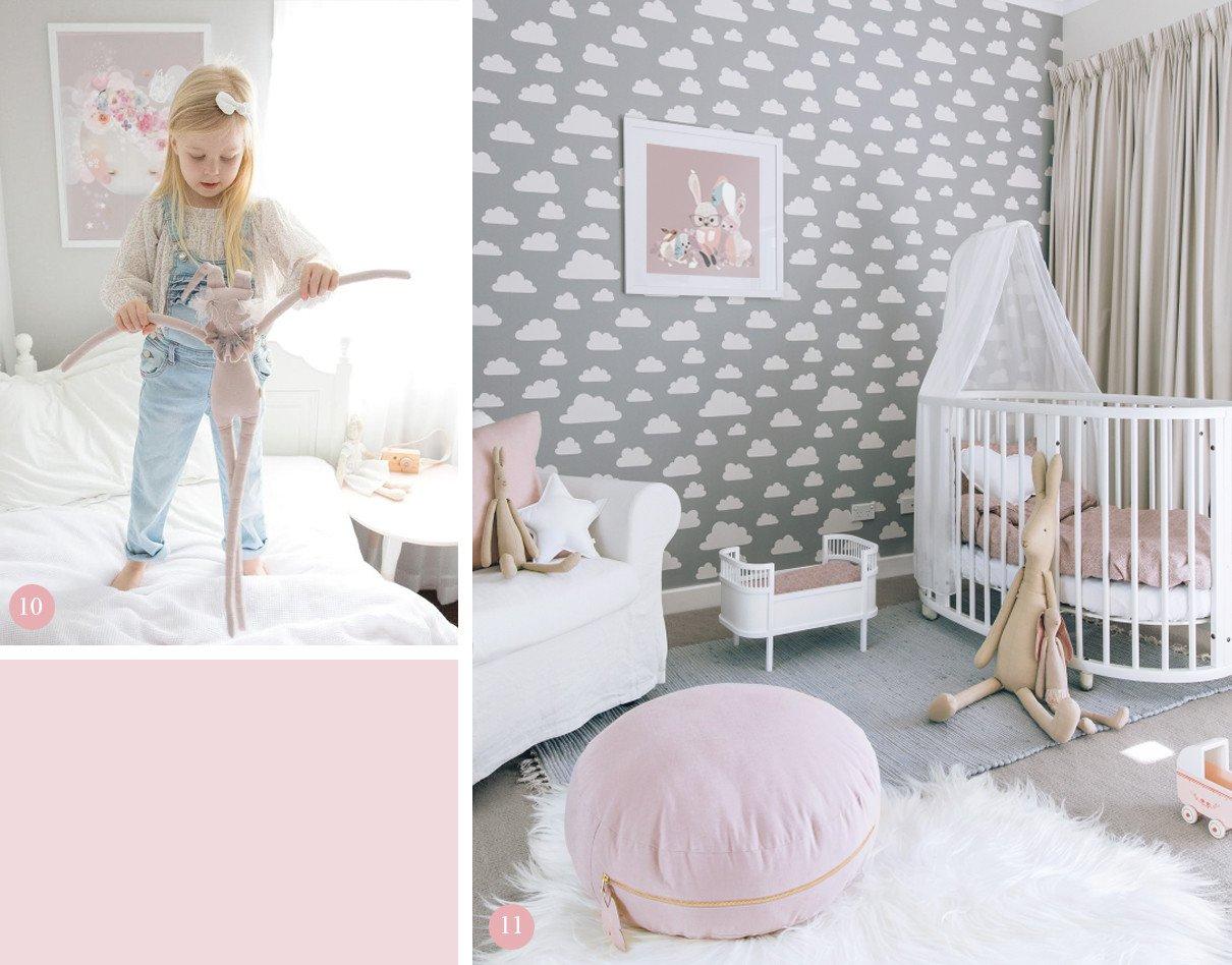 chambre-enfant-affiche-rose